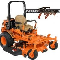 SCAG Zero Turn Mowers on CLEAROUT