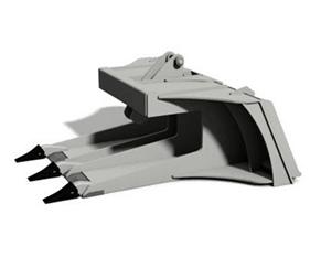 Concrete Slab Lifter Bucket